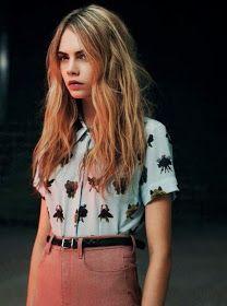 CARA DELEVIGNE: Fashion's Favorite Wild Child