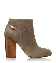 Tory Burch booties.