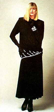 Top Models of the World.com: Kirsteen Price 1980s