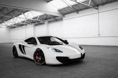 "McLaren MP4 12C ""Toxique Evil"", with 666 HP"