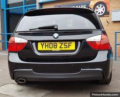 2008 BMW E90 3 Series [05-11] 320D M SPORT TOURING
