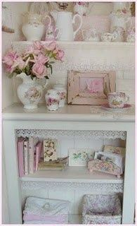 1000 images about shabby chic vintage on pinterest - Shabby chic schlafzimmer ...