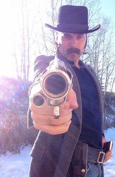 Tim Rozon – Wynonna Earp Fans