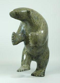 Nuna Parr - Dancing Bear 21 x 15.5 x 8