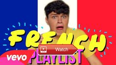 FRENCH PLAYLIST playlist fr RAP annes  Hello Bonjour We are doing a FRENCH PLAYLIST today Here are a few French popular songs that I like to party don't t