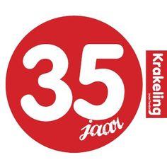 #35jaar Krakeling