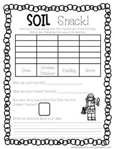 Soil texture for Soil 3rd grade worksheets