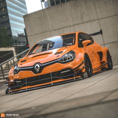 Old Renault Clio RS Race Car With Widebody Kit Looks Angry - autoevolution Porsche, Audi, Triumph Motorcycles, Super Sport Cars, Super Cars, Ducati, Hugo Silva, Clio Sport, Clio Rs