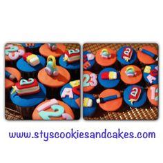 Cupcake cupcake cupcake cupcake...!!! 3D Chocolate Cupcake :)