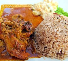 What to Eat in Belize: Famous Belizean Food Belizean Stew Chicken Recipe, Stewed Chicken, Caribbean Recipes, Caribbean Food, Mexican Food Recipes, Dinner Recipes, Island Food, Cooking Recipes, Healthy Recipes