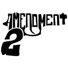 2 Amendment Laptop Car Truck Vinyl Decal Window Sticker PV444