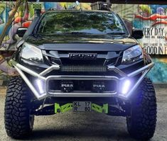 A modified Isuzu V-Cross can have MONSTROUS street presence: 5 examples Jacked Up Trucks, Suv Trucks, Toyota Trucks, Chevy Trucks, Pickup Trucks, Nissan Xtrail, Nissan Patrol, Toyota Tacoma Bumper, Jeep Concept