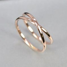 Beautiful Jewelry Rose Gold Infinity Ring, Eternity Band, Unique Wedding Band, sizes this listing, Sea Babe Jewelry Stylish Jewelry, Cute Jewelry, Jewelry Accessories, Fashion Jewelry, Silver Jewelry, Jewelry Rings, Jewelry Ideas, Pandora Jewelry, Cheap Jewelry