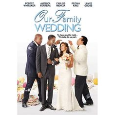 Our Family Wedding (DVD) #romanticweddings Carlos Mencia, Sisters Movie, Great Movies To Watch, Forest Whitaker, America Ferrera, Comedy Actors, Family Movies, Funny Movies, Young Couples