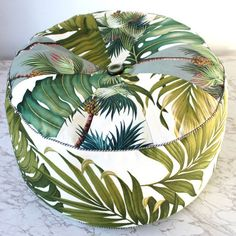 palm tree poufs -Homeworks Design Store, Bonndi and Markets