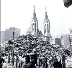 CURIOSIDADE : Imagens das primeiras obras do Metrô de São Paulo - Notícias - Instituto de Engenharia