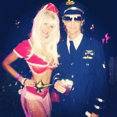 Duff McKagan and Susan Holmes