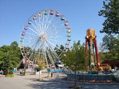 4. Knoebel's Amusement Park, Elysburg