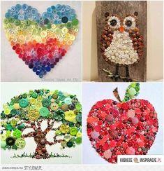 Inspiracje: Dekoracje do pokoju dziecięcego DIY