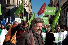 https://flic.kr/p/BwmsL6   ClimateMarch Madrid #8   Juan López de Uralde y Equo en la Marcha Mundial por el Clima.  29 de noviembre, Madrid.  #ClimateMarch  es.wikipedia.org/wiki/Juan_L%C3%B3pez_de_Uralde  es.wikipedia.org/wiki/Equo