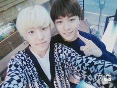 SEVENTEEN Hoshi & Seungkwan