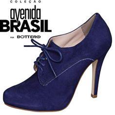 Oxford Débora Azul R$149.90