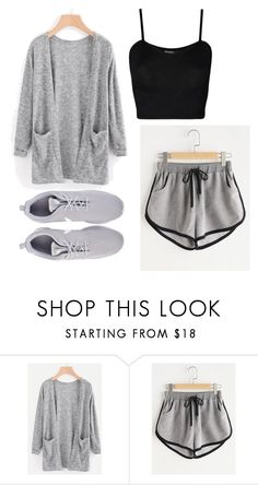 """""""Untitled #21"""" by evelinefeitosaneres on Polyvore featuring WearAll and NIKE"""
