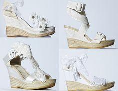 Zapatos de novia - Yolan Cris