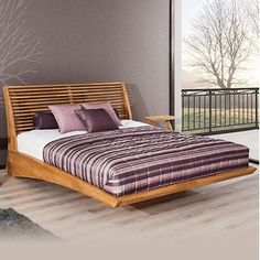Bett Asti Eiche massiv, 1.349,00 € Bed Without Legs, Bed Design, House Design, Chalet Style, Stylish Beds, Kitchen Styling, Outdoor Furniture, Outdoor Decor, Design Inspiration