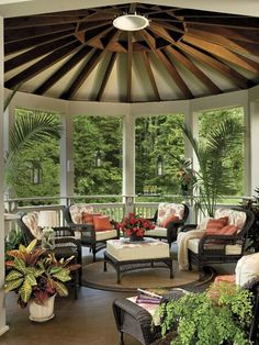Lovely Outdoor Rotunda~