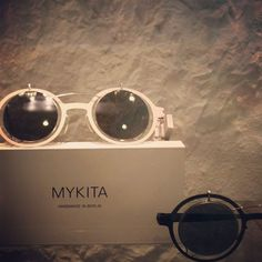Mykita #sunglasses #blogger #fashion Follow me www.modablogger.eu