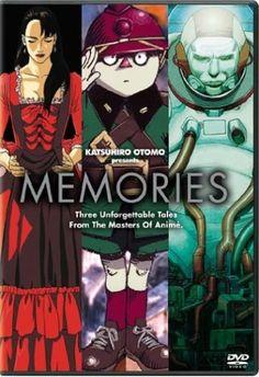 Memories (Memorîzu) (1995)