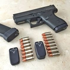 Got my Glock 43 today. Some comparison photos included. - Page 2 - AR15.COM