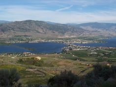 """The name Osoyoos (O-sue-use) is an Okanagan Indian word meaning """"the narrows"""" or """"the place where two lakes come together"""". Nomadic tribes appear to have been the Osoyoos region's first visitors, around 1066.  Read more at .http://blog.travel-british-columbia.com/into-the-british-columbia-desert-osoyoos/"""
