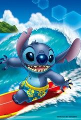 High quality Disney jigsaw puzzles made in Japan by Tenyo: - from Imaginatorium Shop Lilo Ve Stitch, Lilo And Stitch Quotes, Disney Stitch, Cute Disney Wallpaper, Cartoon Wallpaper, Stitch Drawing, Stitch And Angel, Stitch Cartoon, Cute Stitch