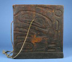 Tsimshian bentwood box. Before 1880. @cargocultist
