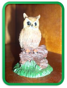 Small Brown Dad Owl By Courtneyscornerstore On Etsy, $4.00
