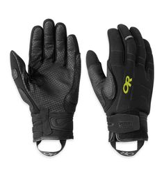 Alibi II Gloves™ | Outdoor Research | Designed By Adventure | Outdoor Clothing & Gear