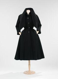 Christian Dior, 1950 displayed at the Metropolitan Museum of Art, New York