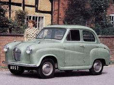 Austin A30 4-door (1951 – 1956).