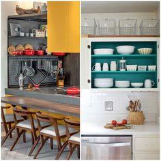 Soluções diferentes na cozinha