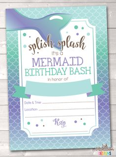 1000+ images about Birthday Party Invitations on Pinterest ...