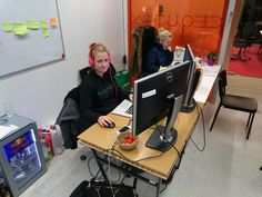 Our UX Specialist Helen!