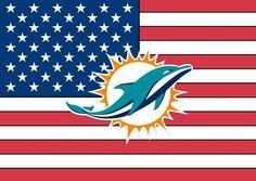Patriotic Dolphins