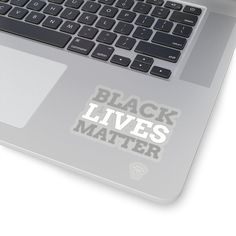 Blacklives matter, Black lives matter Stickers Adhesive, Stickers, Life, Black, Black People, Sticker, Decal, Decals