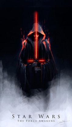 Say what you want about the lightsaber, but this poster is amazing
