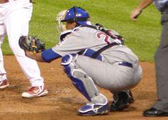 August 29 Happy birthday, Henry Blanco (Hank White), Chicago Cubs Catcher (2005-2008)