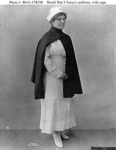 More about the First World War nursing records at the National Archives