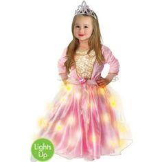 Toddler Girls Light-Up Twinkler Princess Costume