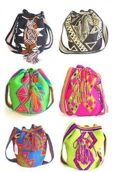 Wayuu Taya #bags